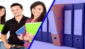 Auxiliar en Archivo y Administración de documentos