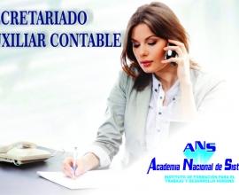 Secretariado Auxiliar Contable